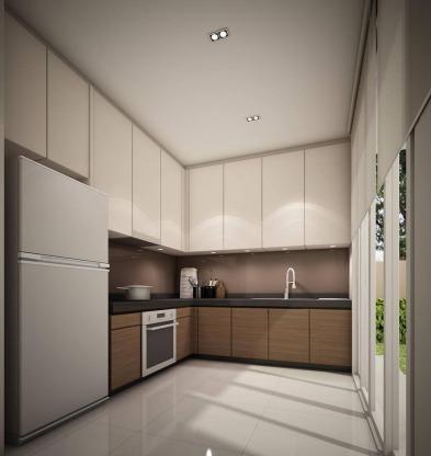 รับออกแบบตกแต่ง ห้องครัว  ห้องน้ำ